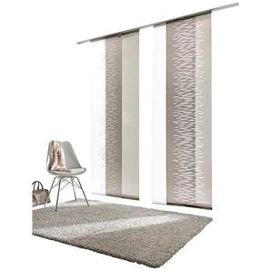 heine home Schiebevorhang in Scherli-Qualität
