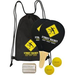 Schildkröt Funsports Street Racket Set schwarz
