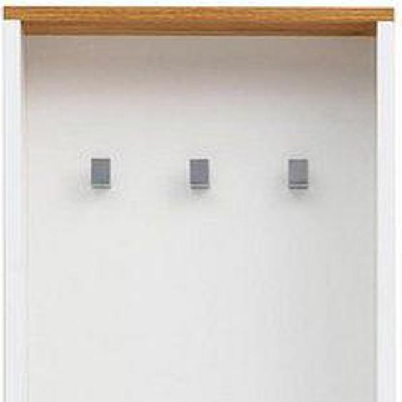 Schildmeyer Garderobenpaneel »Padua«, weiß