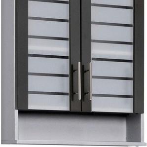 Hängeschrank, Schildmeyer, »Nikosia«, Breite 60 cm mit Glastüren