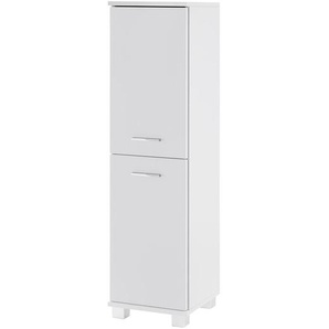 Schildmeyer Lumo Highboard 30,5x32,5x117cm Weiß
