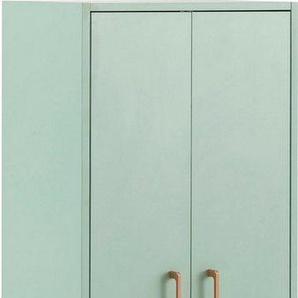 Schildmeyer Midischrank »Sari« Griffe & Füße kupferfarben