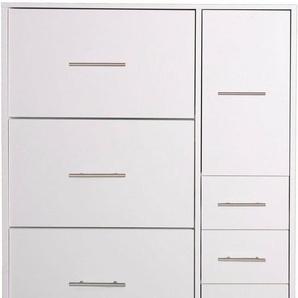 Maxi-Schuhschrank, Schildmeyer »Pisa«, Breite 88,5 cm, mit 4 Klappen
