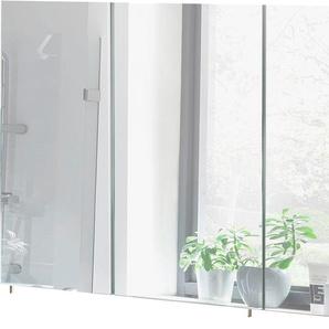 Schildmeyer Spiegelschrank Breite 120 cm, weiß, »Basic«, FSC®-zertifiziert