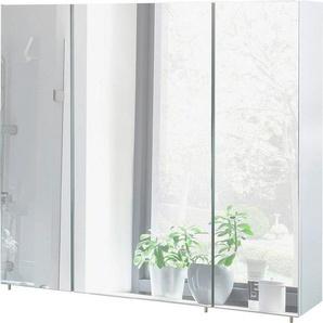 Schildmeyer Spiegelschrank »Basic« Breite 80 cm