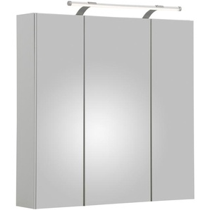 Schildmeyer Spiegelschrank  und Glaseinlegeböden, »Dorina«, Energieeffizienzklasse: A+ (Skala A++ bis E)