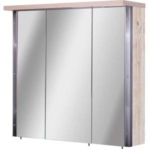 Schildmeyer Spiegelschrank , braun, »Harkon«, FSC®-zertifiziert