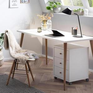 Schildmeyer-Tisch »Jonte« - braun - Holz -