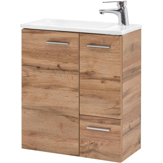 Schildmeyer Waschtisch Matteo Einheitsgröße beige Waschtische Badmöbel