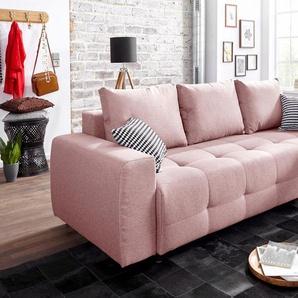 schlafsofas in rosa preise qualit t vergleichen m bel 24. Black Bedroom Furniture Sets. Home Design Ideas