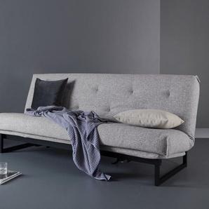 Schlafsofa Frentano, creme, 140x200 cm