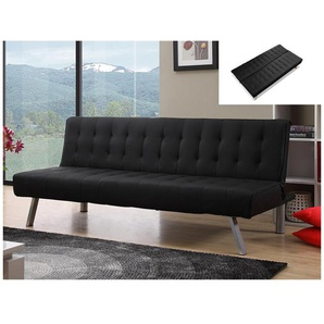 schlafsofas in schwarz preise qualit t vergleichen m bel 24. Black Bedroom Furniture Sets. Home Design Ideas