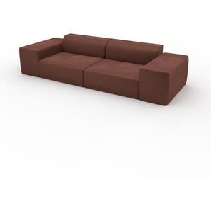 Sofa Altrosa - Moderne Designer-Couch: Hochwertige Qualität, einzigartiges Design - 296 x 72 x 107 cm, Komplett anpassbar