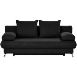 2 3 Sitzer Sofas In Schwarz Preisvergleich Moebel 24