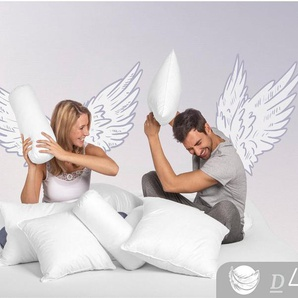 Schlafstil Nackenrolle »NR-D400«, hergestellt in Deutschland, allergikerfreundlich