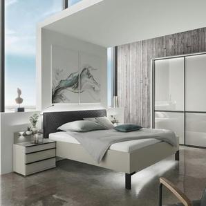 Schlafzimmer | grau | Möbel Kraft