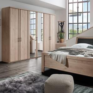 Schlafzimmer Luxor 4 in Steineiche-Nachbildung