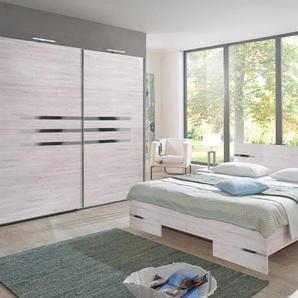 Schlafzimmer-Set »Anna«, weiß, Wimex