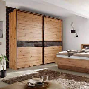 Schlafzimmer-Set, Eiche, Holzoptik