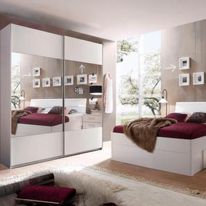 Schlafzimmer-Set, weiß
