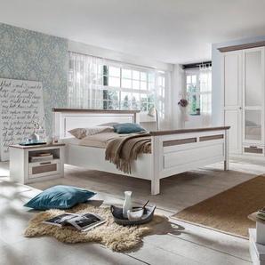 Schlafzimmer-Set, Pinie, Holz