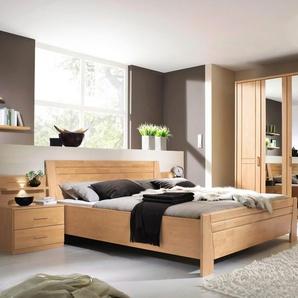 STEFFEN Schlafzimmer-Set , mit 6-trg. Schrank, Rauch