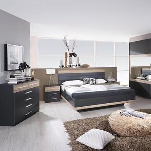 PACK´S Schlafzimmer-Set »Tarragona«, Rauch