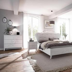 LC Schlafzimmer-Set , weiß, »Tivoli«