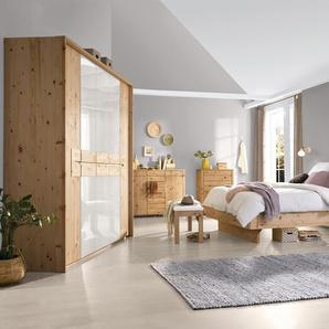 Schlafzimmer-Set, Zirbe, Holz