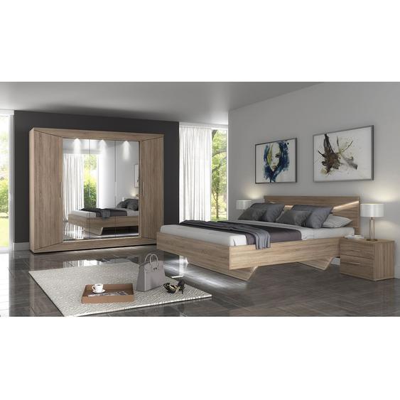 Schlafzimmerset Vinstra (4-teilig)