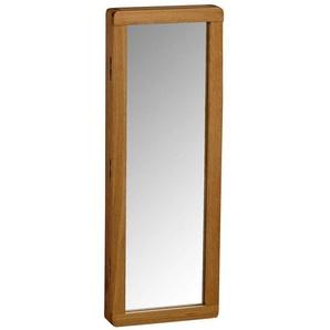 Schlüsselkasten aus Eiche Massivholz Spiegeltür