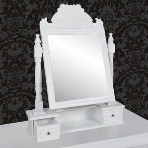 Schminktisch mit Spiegel