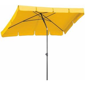 Schneider Schirme Marktschirm ,Gelb ,Polyester