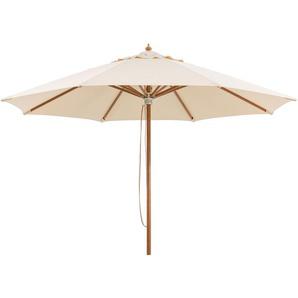 Schneider Schirme Marktschirm ,Creme ,Polyester