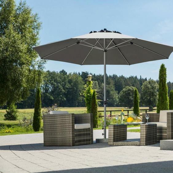 Schneider Schirme Sonnenschirm »Gemini«, LxB: 360x360 cm, ohne Schirmständer