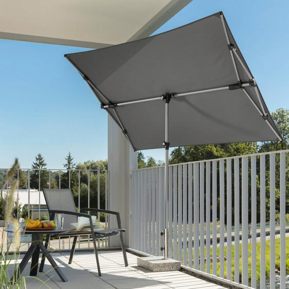 Schneider Schirme Sonnenschirm »Novara«, LxB: 140x190 cm, mit Schutzhülle, ohne Schirmständer