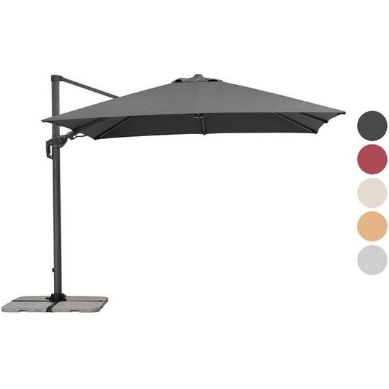 Schneider Sonnenschirm »Rhodos Twist«, 300 cm Spannweite, mit Schutzhülle
