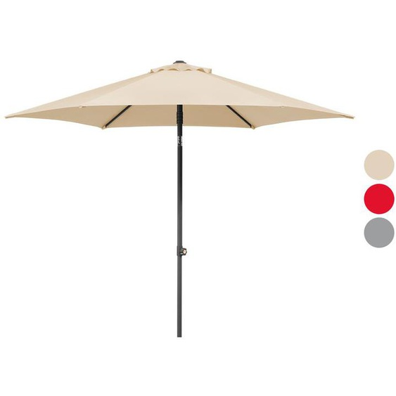 Schneider Sonnenschirm »Sevilla« 270/6, mit Push-up-Öffnung