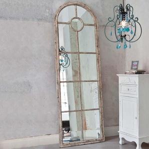 Schneider Spiegel Fenster B/H/T: 59 cm x 180 4 beige Dekospiegel Garderoben