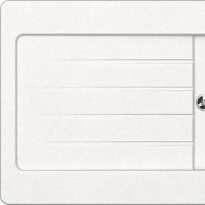 SCHOCK Granitspüle »Family«, ohne Restebecken, 86 x 43,5 cm