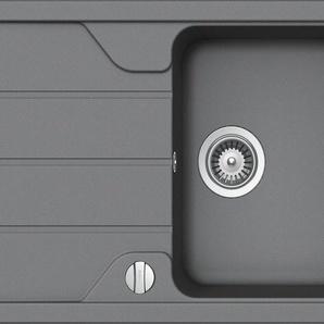 SCHOCK Granitspüle »Formhaus Mini«, ohne Restebecken, 78 x 50 cm