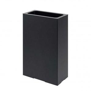 Schönbuch - Angle Schirmständer - pulverbeschichtet schwarz Feinstruktur - indoor