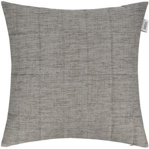 SCHÖNER WOHNEN Kissen  SW-Way - grau - 100% Federfüllung - 38 cm - 38 cm | Möbel Kraft