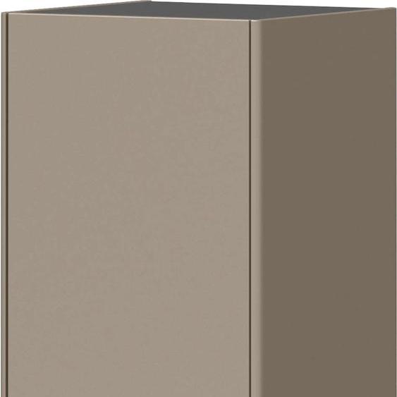 SCHÖNER WOHNEN-Kollektion Hängeschrank Monteo 38 x 141 37 (B H T) cm grau Hängeschränke Schränke