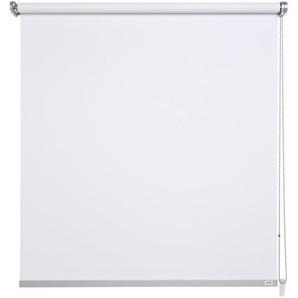 SCHÖNER WOHNEN-Kollektion Kettenzugrollo, Weiß, Polyester 162 x 180 cm