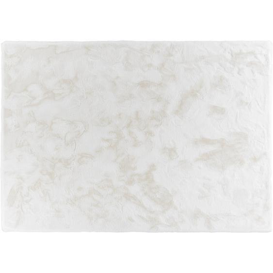 Schöner Wohnen Kunstfell Tender Weiß 160 cm x 230 cm