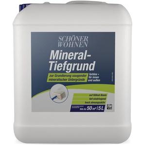 Schöner Wohnen Mineral-Tiefgrund, farblos