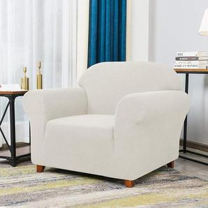 Schonbezug Plaid für Sessel aus Polyestermischung