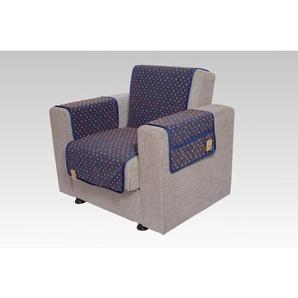 Schonbezug für Sessel aus Wolle