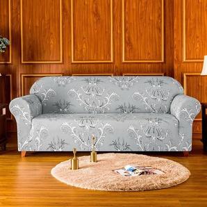 Schonbezug für Sessel aus Polyester und Elastan
